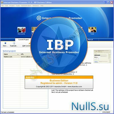 iBusiness Promoter v11.9 Business Edition